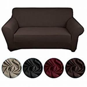 amazonfr housse de canape 2 places avec accoudoirs With tapis rouge avec amazon housse de canapé extensible