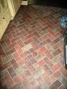 brick veneer on family room floor ceramic tile advice forums bridge ceramic tile