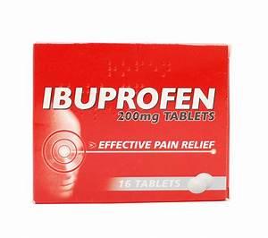 maagklachten door ibuprofen
