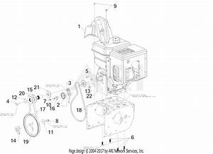 Mtd Ca328hdt 31ah7eky897  2016  Parts Diagram For Engine Drive