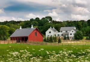 Farmhouse with Barn Farm