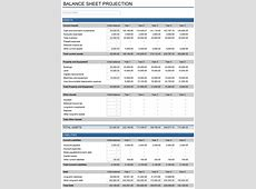 5Year Financial Plan Free Template for Excel