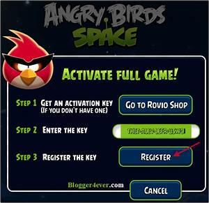 Angry Birds Space V1.0.0 Redeem Code + Serial Key, PC ...