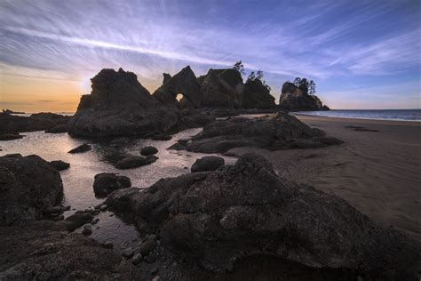 point arches olympic national park