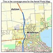 Aerial Photography Map of Middleton, WI Wisconsin
