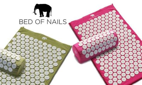Bed Of Nails Acupressure Mat by 17 Best Images About Bed Of Nails Acupressure Mat Pillow
