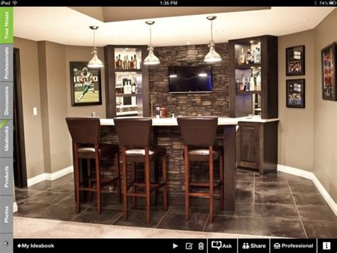 Dining Room With Bar by Turning Dining Room Area To Bar Entertainment Area