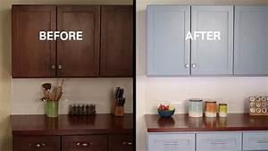 KILZ® How To: Refinish Kitchen Cabinets - YouTube