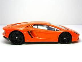 Lamborghini Hot Wheels Cars