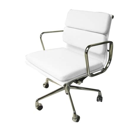 Eames Soft Pad Lounge Chair Replica by Soft Pad Management Boardroom Office Chair Eames Replica