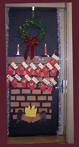 Xmas doors on Pinterest