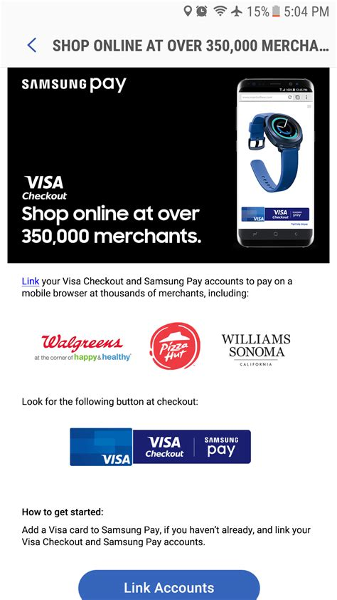 With responsible use, a secured credit card may help you establish a stronger credit history. Samsung Pay & Visa Checkout Partner - Doctor Of Credit