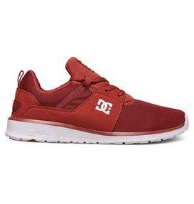 barato dc heathrow vulc zapatillas para hombres rojo uvcsfqr chaussures heathrow lifestyle performance dc shoes