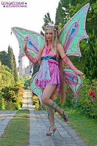 Winx Club Kostüm : winx club flora cosplay costume ideas kost m make up ~ Frokenaadalensverden.com Haus und Dekorationen