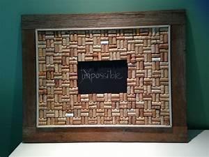 Tableau De Liège : cadre tableau bouchons de li ge liege bouchons ~ Melissatoandfro.com Idées de Décoration