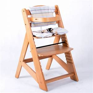 Chaise Haute Bébé Bois : chaise haute en bois ajustable chaise b b escalier chaise ~ Melissatoandfro.com Idées de Décoration
