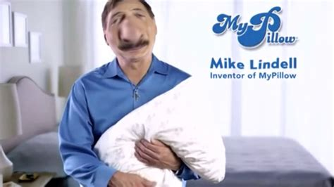 im mike lindell inventor  mypillow youtube