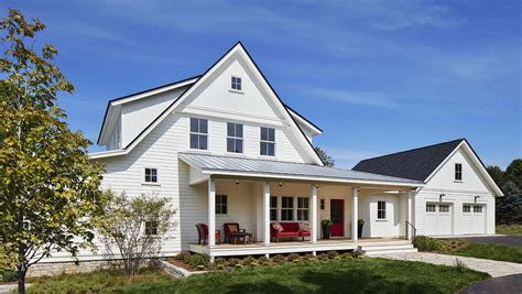 homes with wrap around porches country style breathtaking modern farmhouse nestled on a prairie setting