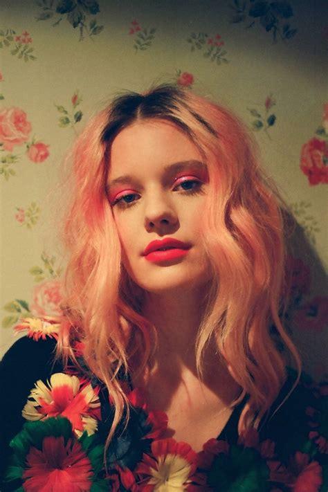 Arvida Bystrom Inspo Pinterest Factories Pink Hair