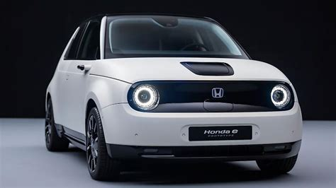Neuer Honda E by Neuer Stadtstromer Honda E So Cool Kann Ein Kleines E