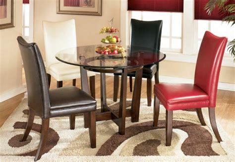 table de cuisine ronde pas cher 80 idées pour bien choisir la table à manger design