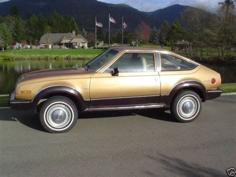 1982 Amc Eagle 4x4 Coupe