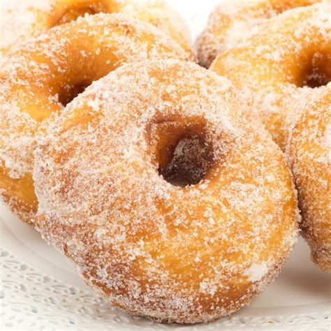 fried donuts deep sugar recipe coated recipes donut doughnuts easy homemade grandmotherskitchen food yummy
