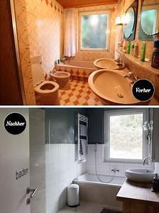 Bad Vorher Nachher : vorher nachher ein neues badezimmer um 4000 euro wohn projekt ~ Markanthonyermac.com Haus und Dekorationen