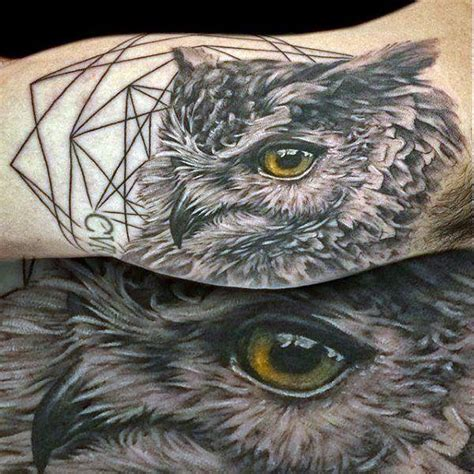 highly recommended owl tattoos    wild tattoo art