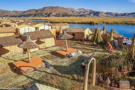 chambre chez l habitant séjour chez l 39 habitant sur les îles flottantes uros du lac