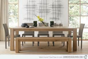 kitchen island designs ideas 15 perfectly crafted large dining room table designs