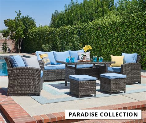 resort quality outdoor patio furniture walker furniture