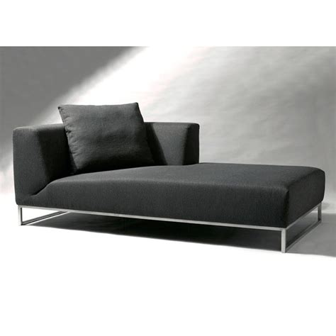 chaise longue de salon chaise longue de salon cuir ou tissu