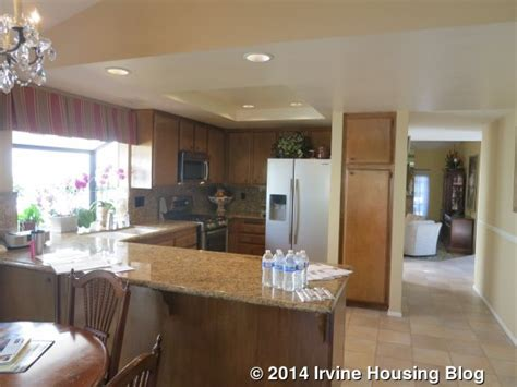 stainless kitchen cabinet open house review 18 diamante irvine housing 2466