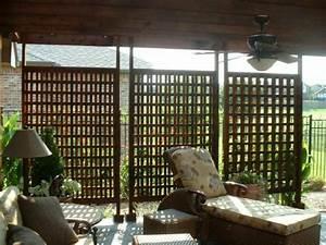 Balkon Sichtschutz Holz : balkon seitensichtschutz verstecken sie sich mit stil ~ Watch28wear.com Haus und Dekorationen