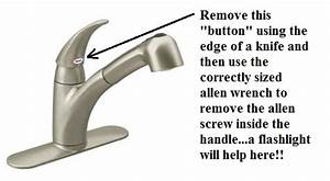 Uninstall moen kitchen faucet 28 images remove faucet for How to remove aerator from bathroom faucet