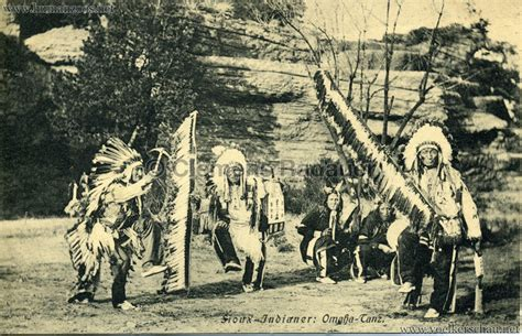 1910 Sioux – Indianer – Human Zoos