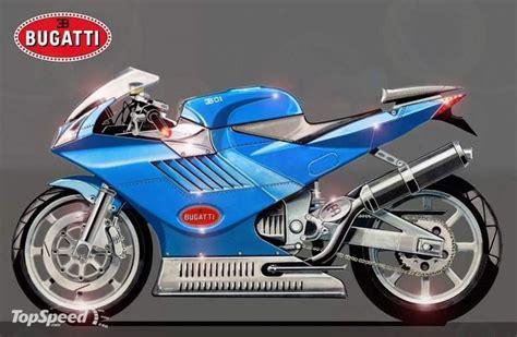Bugatti Motorcycle, Bugatti
