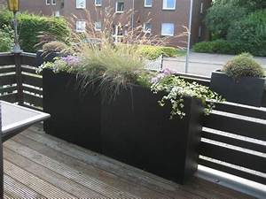 1000 ideas about pflanzk bel anthrazit auf pinterest for Pflanzkübel terrasse