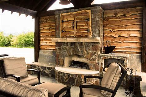 rustic outdoor living stephanie bellinger portfolio