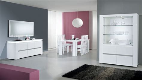 italian lacquer dining room furniture modern white