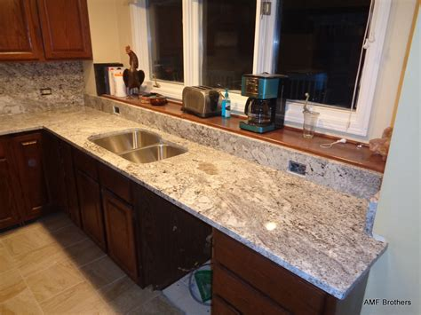 Granite Countertops Illinois - absolute white hinsdale il amf brothers