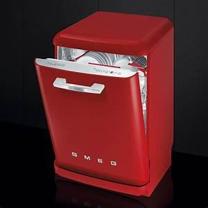 Lave Vaisselle Retro : lave vaisselle lvfabrd smeg smeg fr ~ Teatrodelosmanantiales.com Idées de Décoration