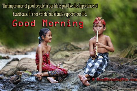 good morning quotes  kindness good people good