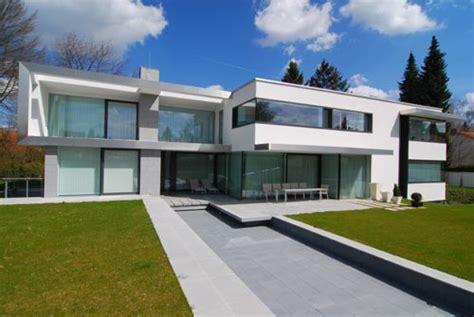 Moderne Kubische Häuser by Kubisch Diefenthaler Visionen Aus Glas