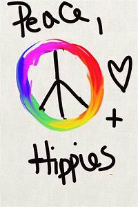 Peace, Love, and Hippies by my-childish-fears on DeviantArt