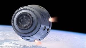 Ccdevspacex Dragon Crewed Spacecraftcollectspacemessages ...
