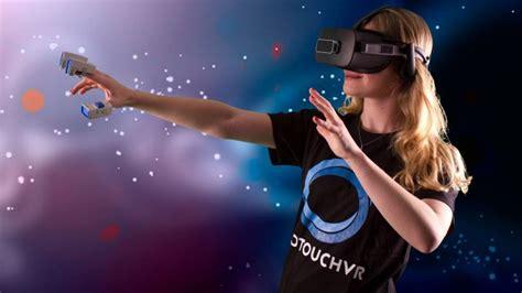 Go Touch Vr Raises $1 Million For Haptic Vr Tech, Shows Off Dk1 Design