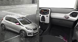 Peugeot Feurs : personnalisation de la peugeot 108 f line ~ Gottalentnigeria.com Avis de Voitures