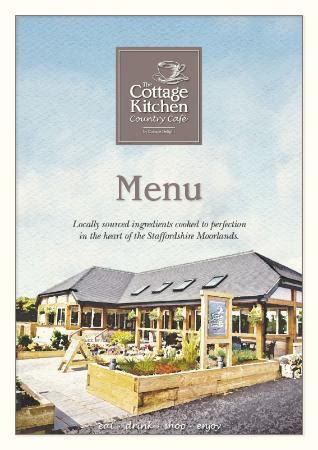 cottage kitchen cafe the cottage kitchen country cafe winkhill restaurant 2639